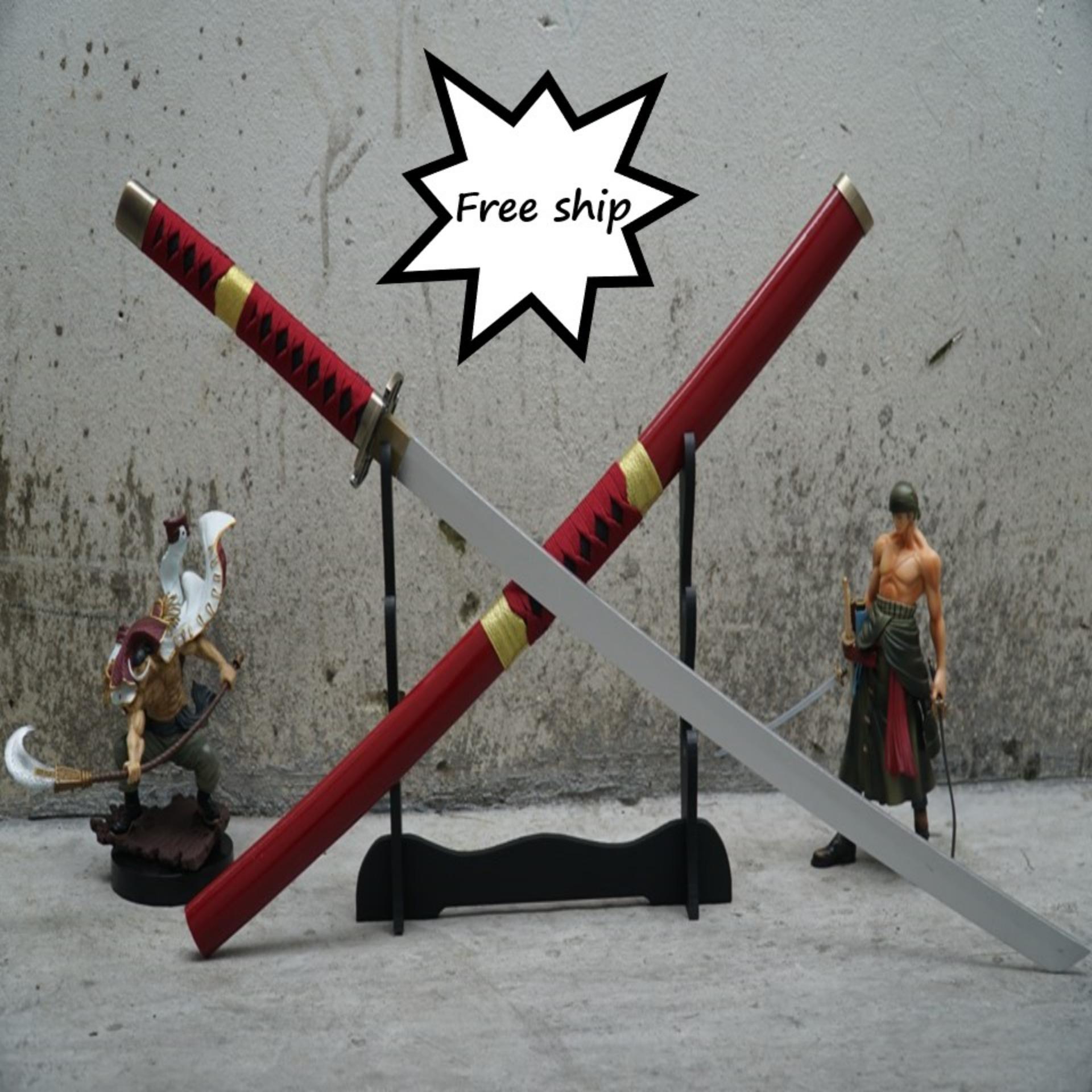Hình ảnh Kiếm gỗ Zoro đỏ