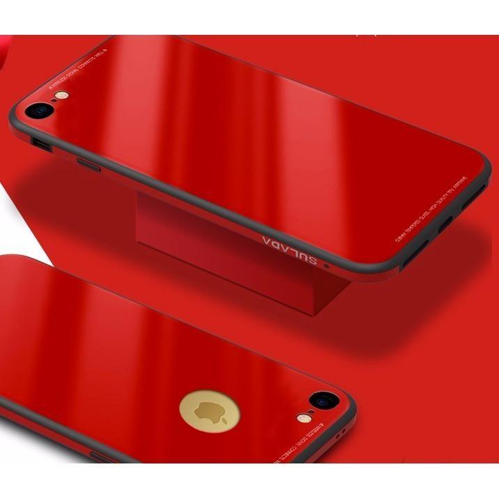 Ốp Gương Sulada Mặt Kinh Cường Lực Cho Iphone 6 Plus 6S Plus Mới Nhất