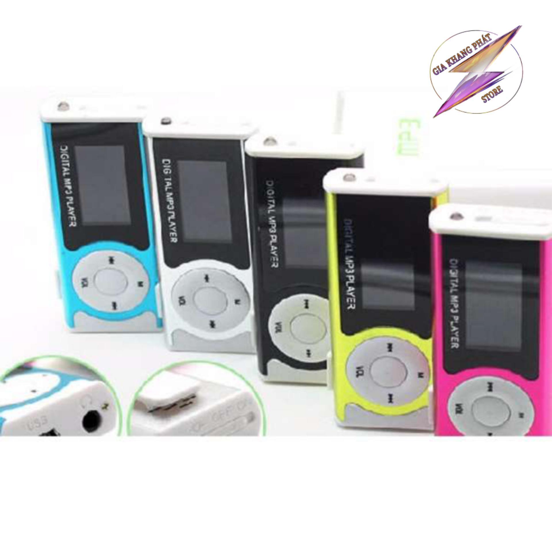 Máy nghe nhạc MP3 LCD chữ nhật