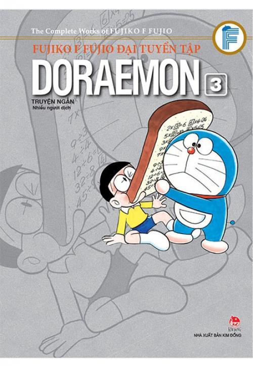 Mua Fujiko F. Fujio Đại Tuyển Tập - Doraemon Truyện Ngắn (Tập 3)
