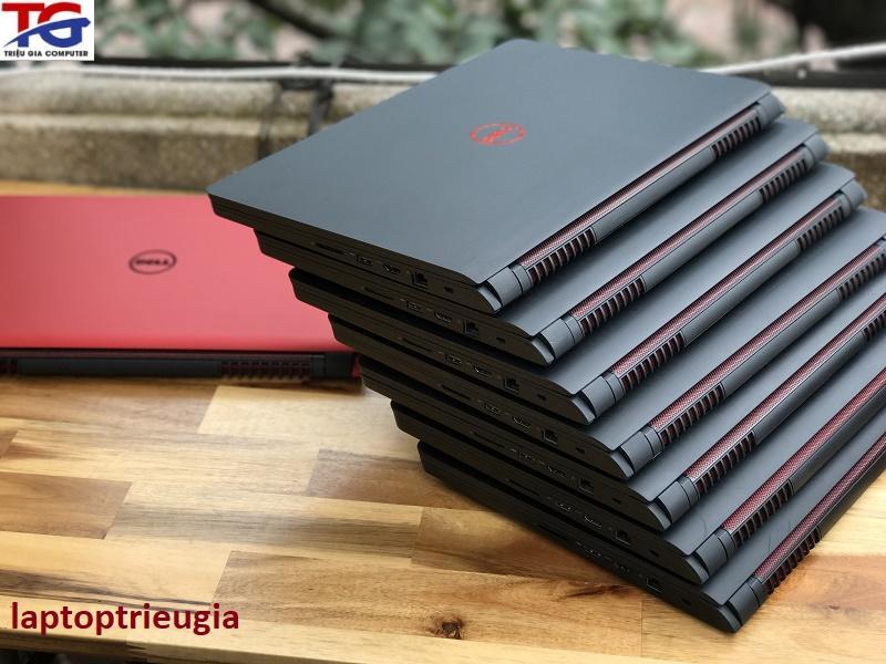 Laptop DELL Inspiron 7559: I7-6700HQ, Ram 8Gb, HDD 1Tb, NVIDIA GTX960M, 15.6inch FullHD Giá Sốc Nên Mua