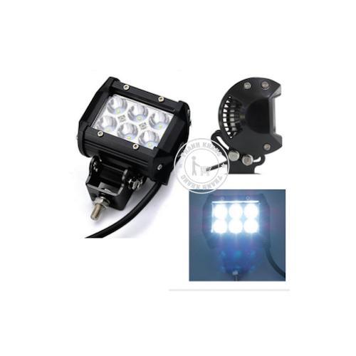 Đèn Fa led Thanh Khang C6 trợ sáng gắn xe máy (sáng trắng) 002000038