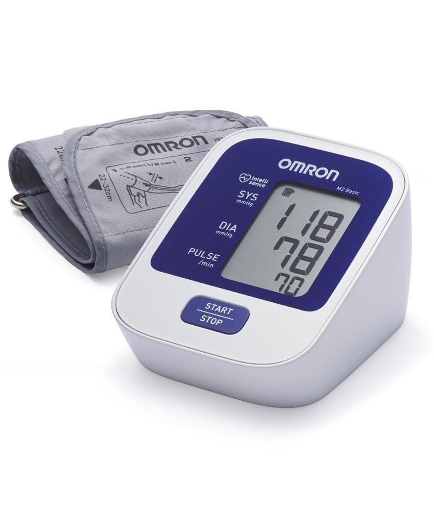 Máy đo huyết áp bắp tay Omron Hem 8712 nhập khẩu