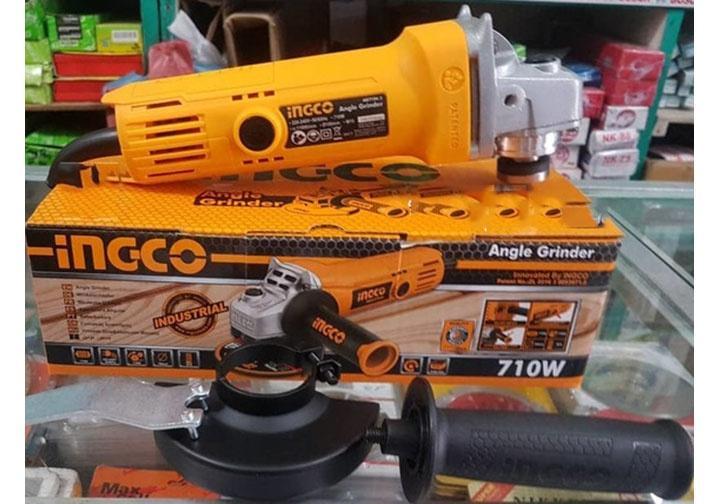 100mm (4) Máy mài góc 710W INGCO AG7106-2