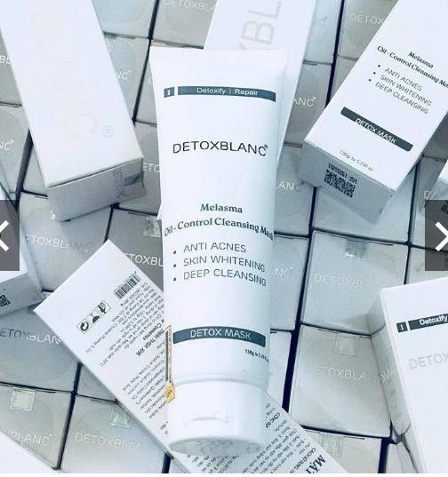 Body BLanC Bath DeTox - Sữa tắm thải độc trắng da