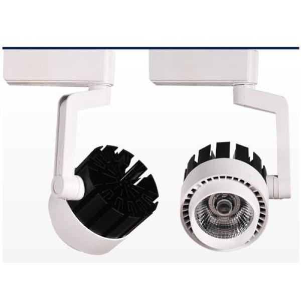 Đèn rọi ray 30w mắt COB - Ánh sáng trắng (Bảo hành 2 năm)