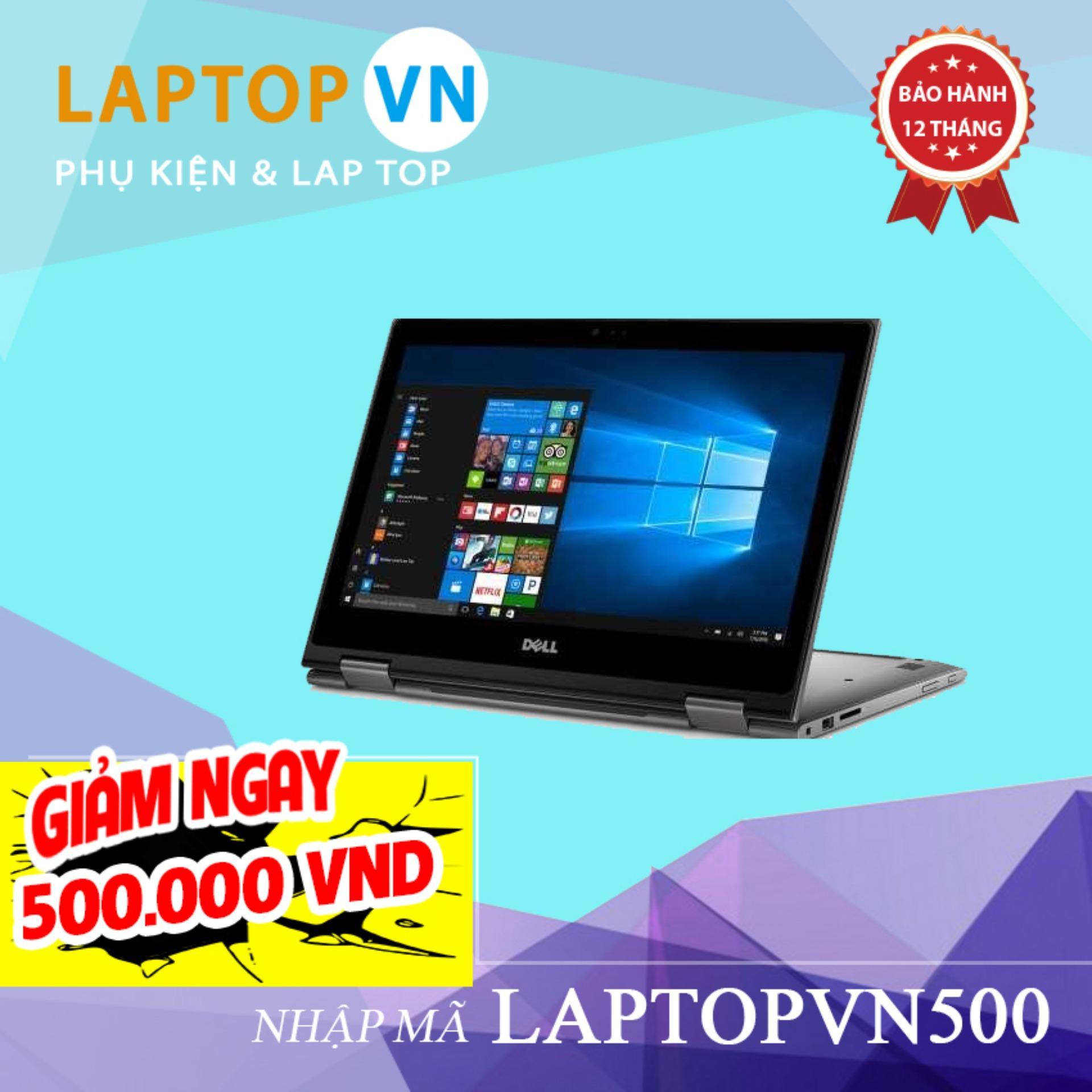 Hình ảnh Laptop Dell Inspiron 5378 Core™ i7-7500U 256GB 8GB 13.3