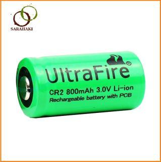 1 viên pin sạc CR2 Ultra Fire 3V, pin sạc CR2 máy ảnh thumbnail