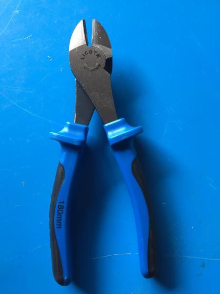 Kìm cắt thép Licota 180mm siêu hạng, kìm cắt cáp, kìm cắt dây điện, kìm cắt sắt