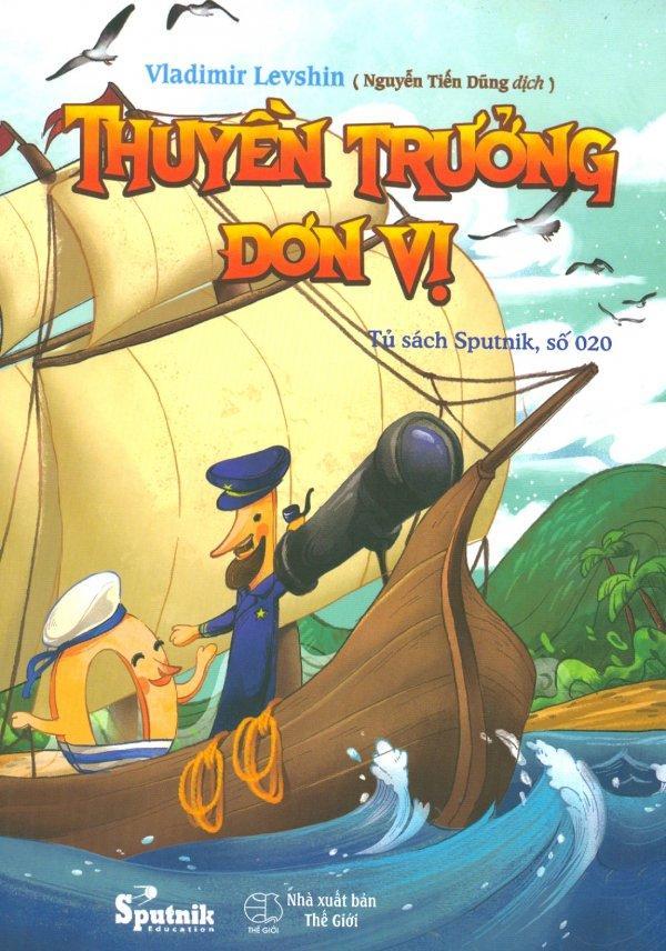Mua Thuyền Trưởng Đơn Vị - Vladimir Levshin,Nguyễn Tiến Dũng
