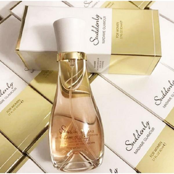 Nước Hoa Suddenly Madame Glamour 50ml
