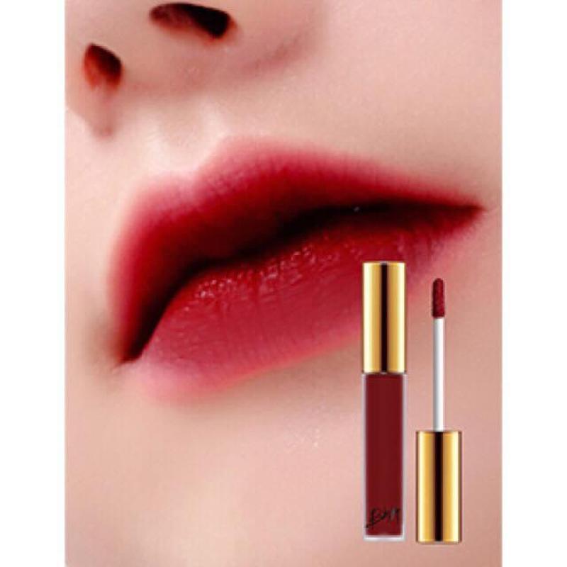 Son kem Bbia Last Velvet Lip Tint Màu #15 đỏ lạnh siêu sang siêu đẹp