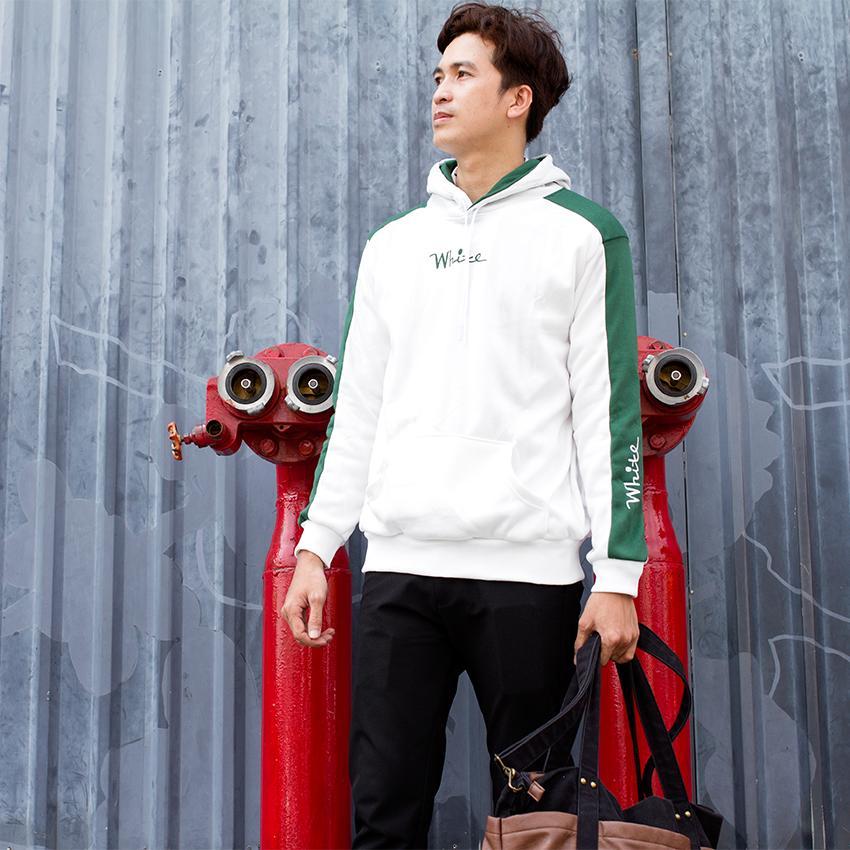 Áo khoác nam hoodie nỉ đẹp 2018