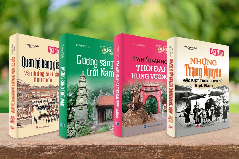 Mua Sách Combo bộ sách Lịch Sử Việt Nam đất nước con người 6