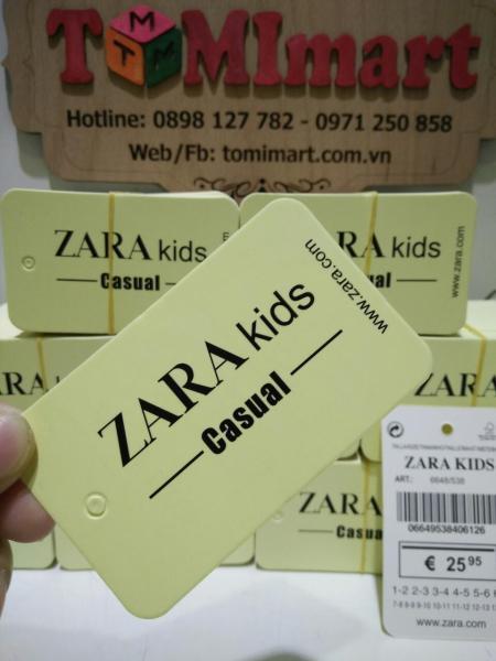 Mua Tag mác quần áo trẻ em-kid-– 200 tag