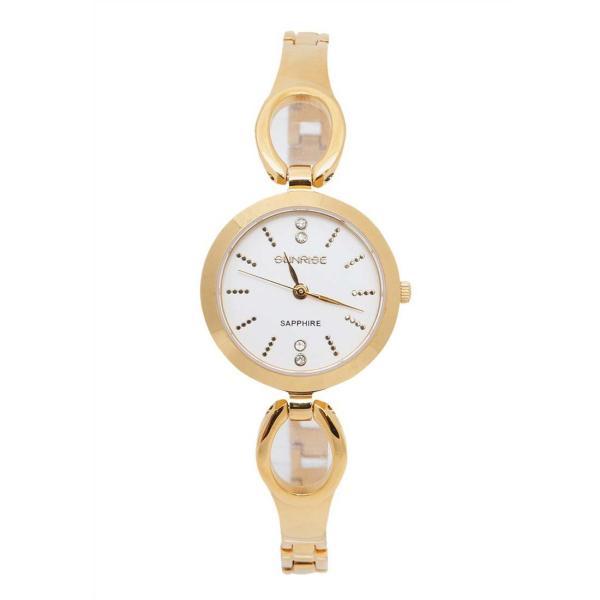 [HCM]Đồng hồ nữ siêu mỏng Sunrise SL718SWA Fullbox hãng kính Sapphire chống xước