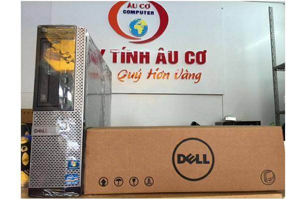 Máy Tính Đồng Bộ Đồng Bộ Dell Optiplex 990 ( Core i3 2100 / 8G / SSD 120G ) , Tặng USB Wifi , Bàn di chuột, Bảo hành 24 tháng - Hàng Nhập Khẩu