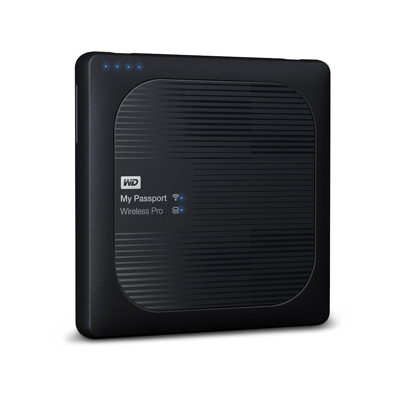 Ổ cứng WD My Passport Wireless Pro - 4TB
