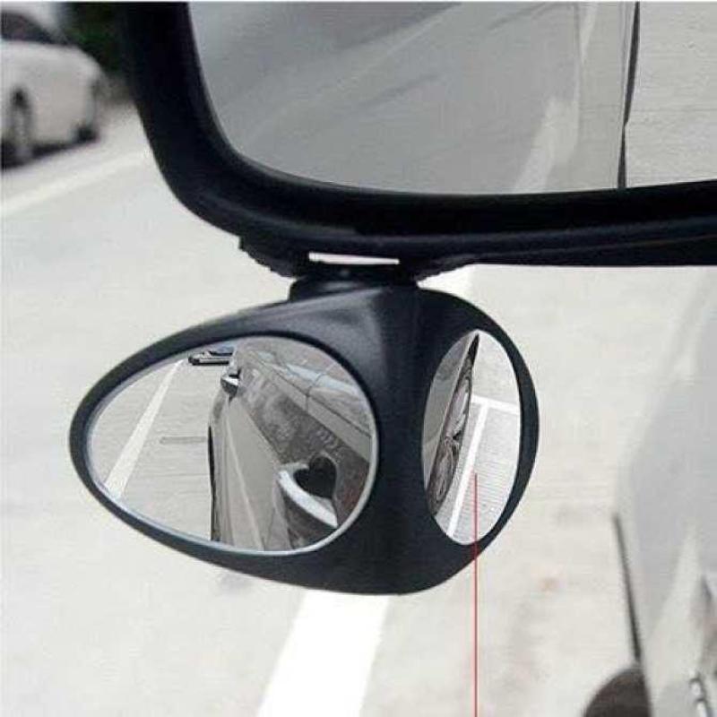 Gương cầu lồi 3D soi lề ô tô, xe hơi (bên phụ)