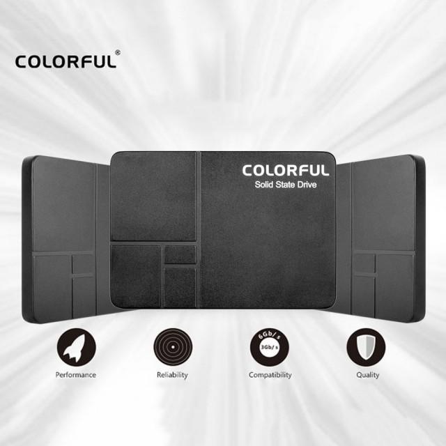 Ổ Cứng SSD Colorful SL300 128GB SATA 2.5