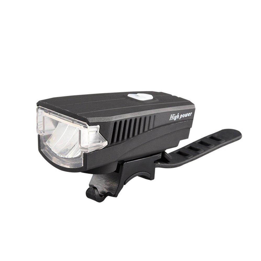 Hình ảnh Đa năng Xe Đạp Đèn Trước có Chuông Sừng USB Sạc 3 Chế Độ Chiếu Sáng Chống Thấm Nước Siêu Sáng Xe Đạp Đèn Pha
