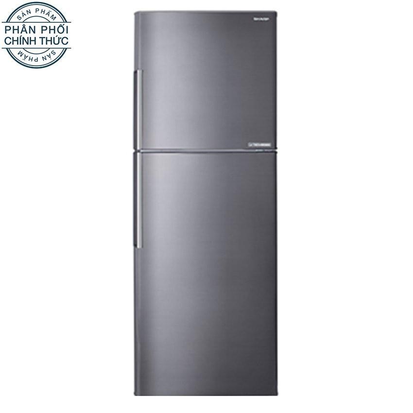 Mã Khuyến Mại Tủ Lạnh Sharp Apricot Sj X316E Ds 314L Bạc Sẫm Việt Nam