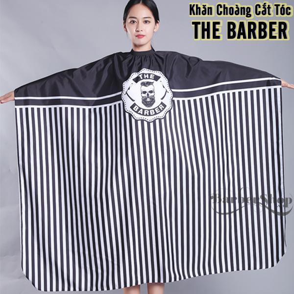 Hình ảnh Áo Choàng Cắt Tóc The Barber