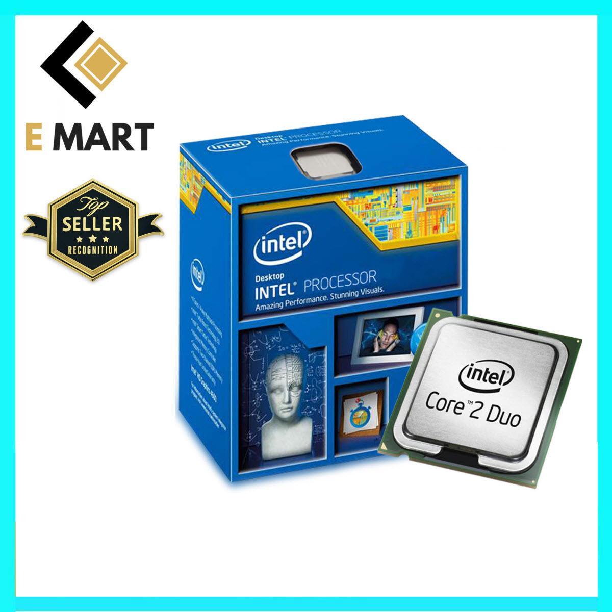 Bộ vi xử lý Intel CPU Core 2 Duo E8200 ( 2 lõi - 2 Luồng) Chất Lượng Tốt - Hàng Nhập Khẩu
