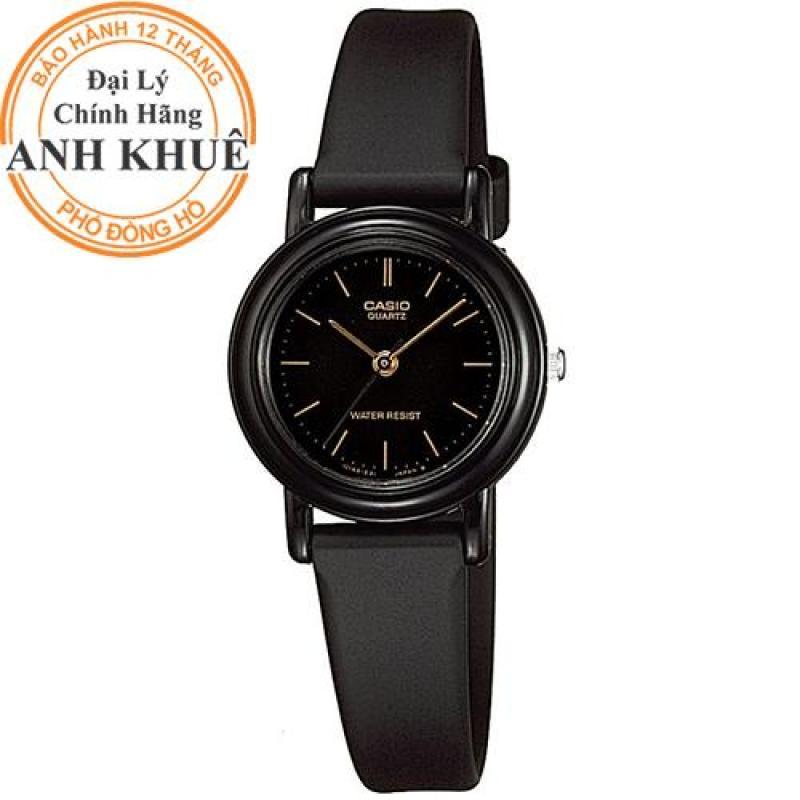 Đồng hồ nữ dây nhựa Casio Anh Khuê LQ-139AMV-1ELDF