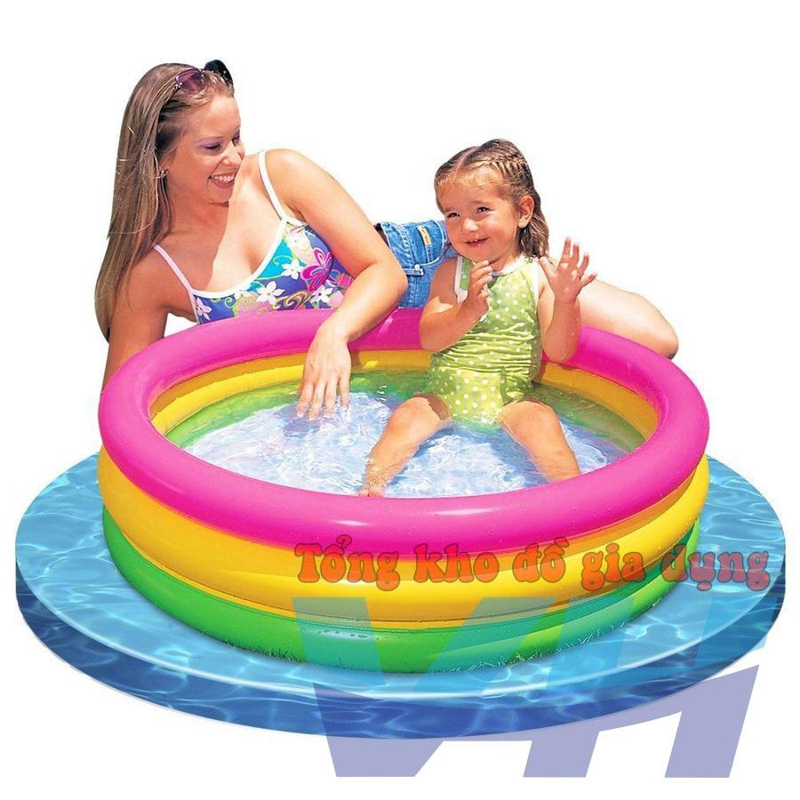 Bể bơi trẻ em Intex 58924 KT 86x25 - Việt Hiếu