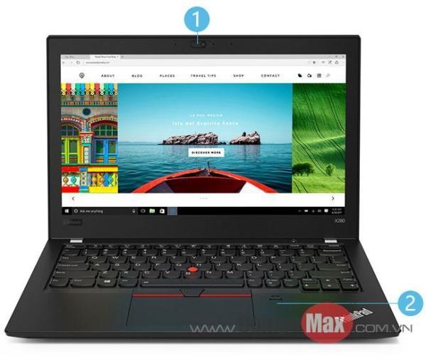 Bảng giá LENOVO THINKPAD X280 I7-8550U 8G 256SS 12.5FHD W10 Pro Phong Vũ