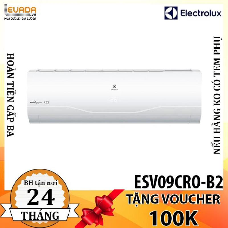 Bảng giá (BAO VẬN CHUYỂN + LẮP ĐẶT) Máy Lạnh Electrolux ESV09CRO-B2 Inverter 1HP - CHỈ BÁN HỒ CHÍ MINH