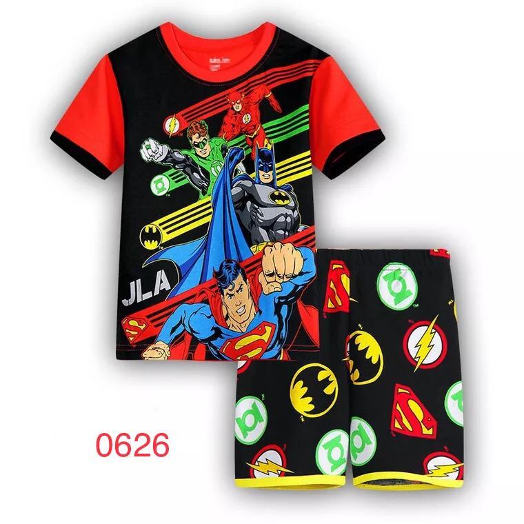 Đồ bộ trẻ em superman DBT0626