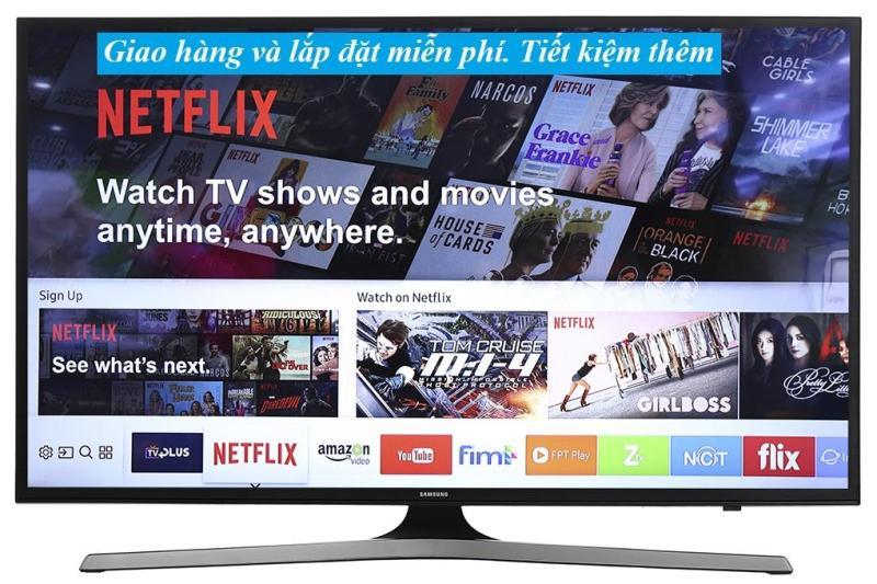 Bảng giá Smart Tivi Samsung 4K 40 inch UA40MU6103