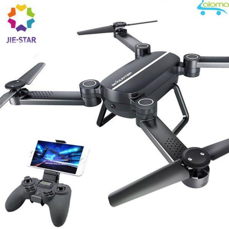 Máy bay quay phim điều khiển từ xa Flycam SkyHunter X8 full HD 1080p Drone Cảm biến độ cao, cân bằng gió