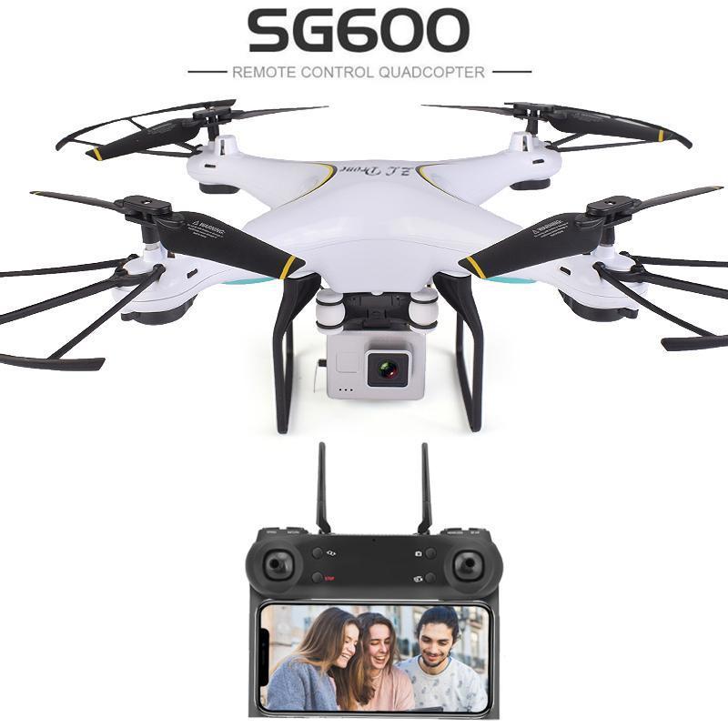 Flycam Phiên bản Mới SG600, Chế độ Không đầu, Tự quay về, Truyền Hình Ảnh Trực Tiếp Về Điện Thoại RC Drone
