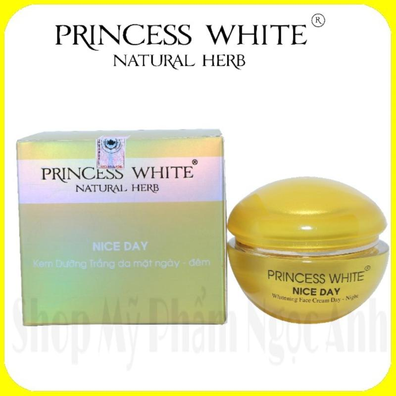 Kem dưỡng trắng da mặt NICE DAY - PRINCESS WHITE giá rẻ