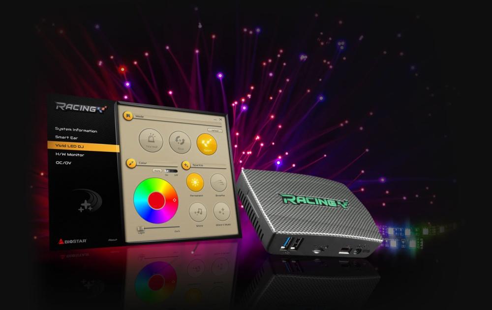 Tùy biến RGB sáng LED làm cho cuộc sống siêu vui vẻ!
