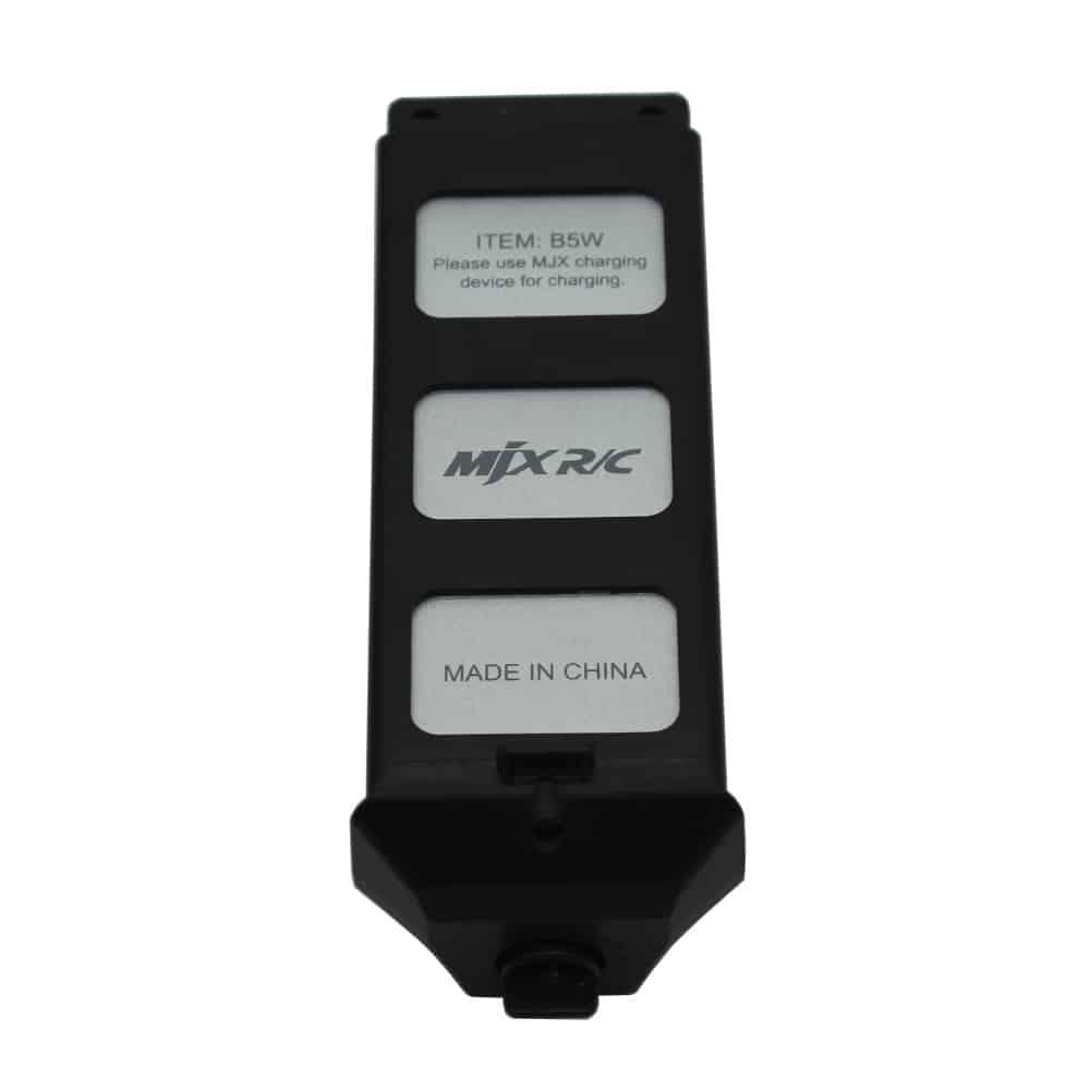 Hình ảnh Pin máy bay MJX Bugs 5W- 1800mAh/7.4v