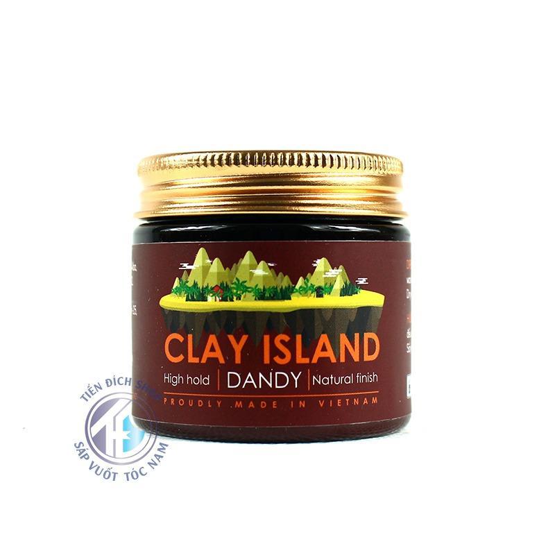 Bán Sap Vuốt Toc Dandy Clay Island 57G Tiến Đich Shop Authentic Người Bán Sỉ