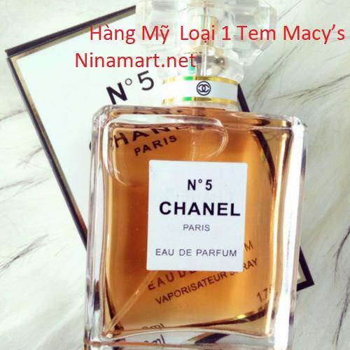 Nước Hoa Nữ Chanel Coco Chanel No.5 Vaporisateur EDP 100ml