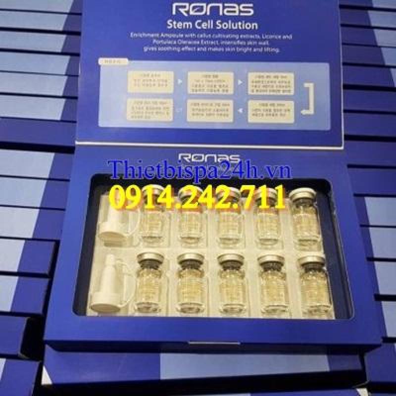 Tế bào gốc Ronas -  tái tạo, phục hồi, trẻ hóa da nhập khẩu