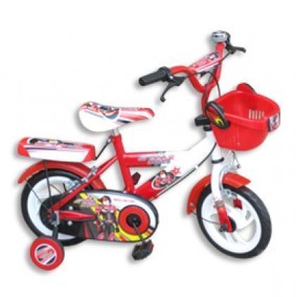 Giá bán Xe đạp 14 inch K5 đỏ trắng