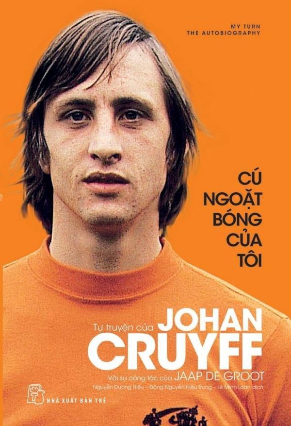 Mua Cú Ngoặt Bóng Của Tôi - Johan Cruyff,Nhiều dịch giả