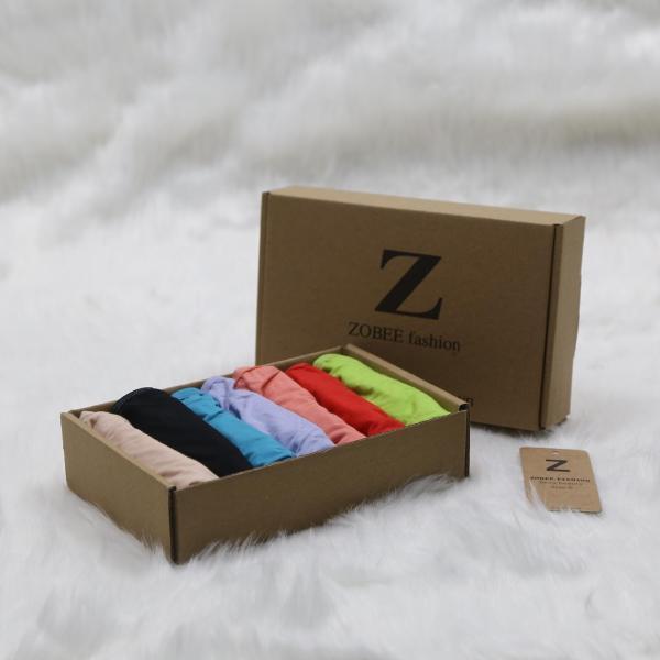 7 quần lót  nữ cotton Viscose siêu mềm siêu thoáng QL 8120