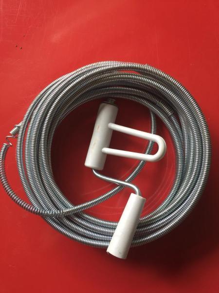 Dây thông cống, dây thông cống 20m, dây thông cống lò xo, dây thông tắc cống, dây thông bồn cầu