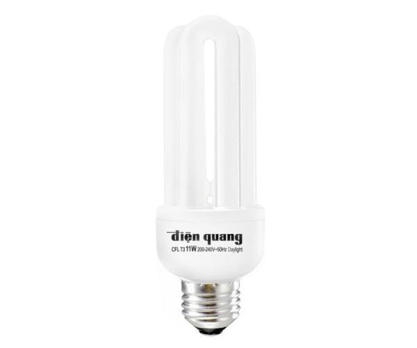 Bóng Compact, bóng huỳnh quang, bóng U 18W Điện Quang ( Ánh sáng trắng ) - Điện Việt