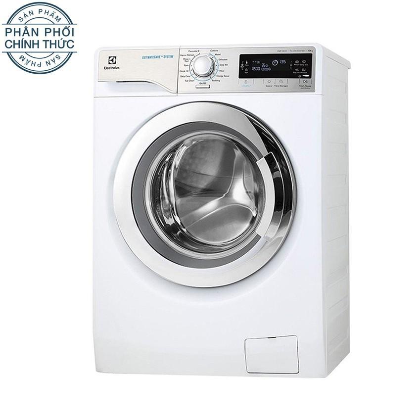 Hình ảnh Máy giặt cửa trước Electrolux EWF14023 10Kg (Trắng)