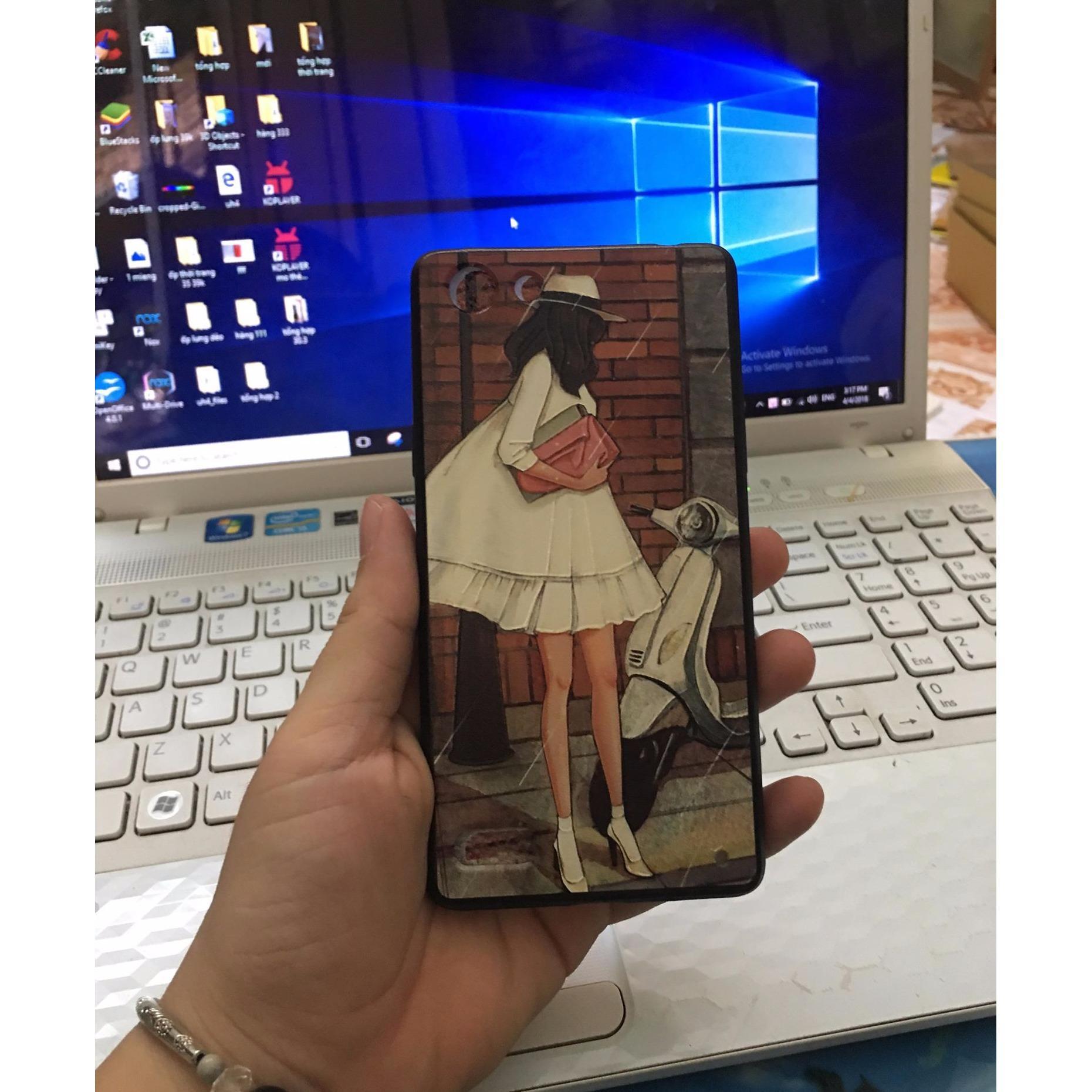 Hình ảnh Ốp dẻo thời trang cho Oppo A33