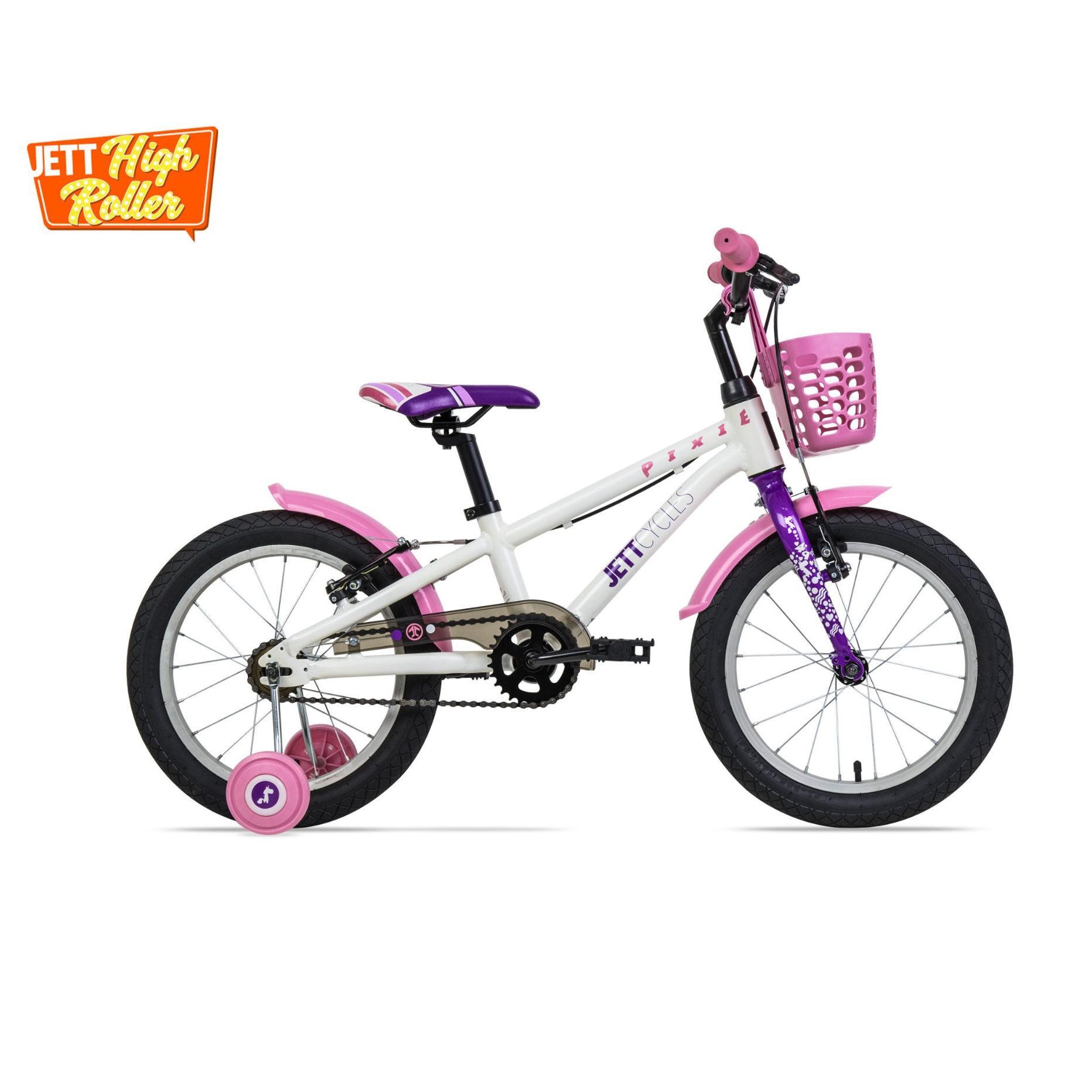 Giá bán Xe đạp trẻ em Jett Cycles Pixie (màu trắng)